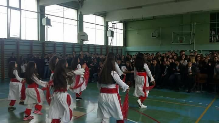 "Manifestimin tradicional ""Festivali Rinor 2018"""