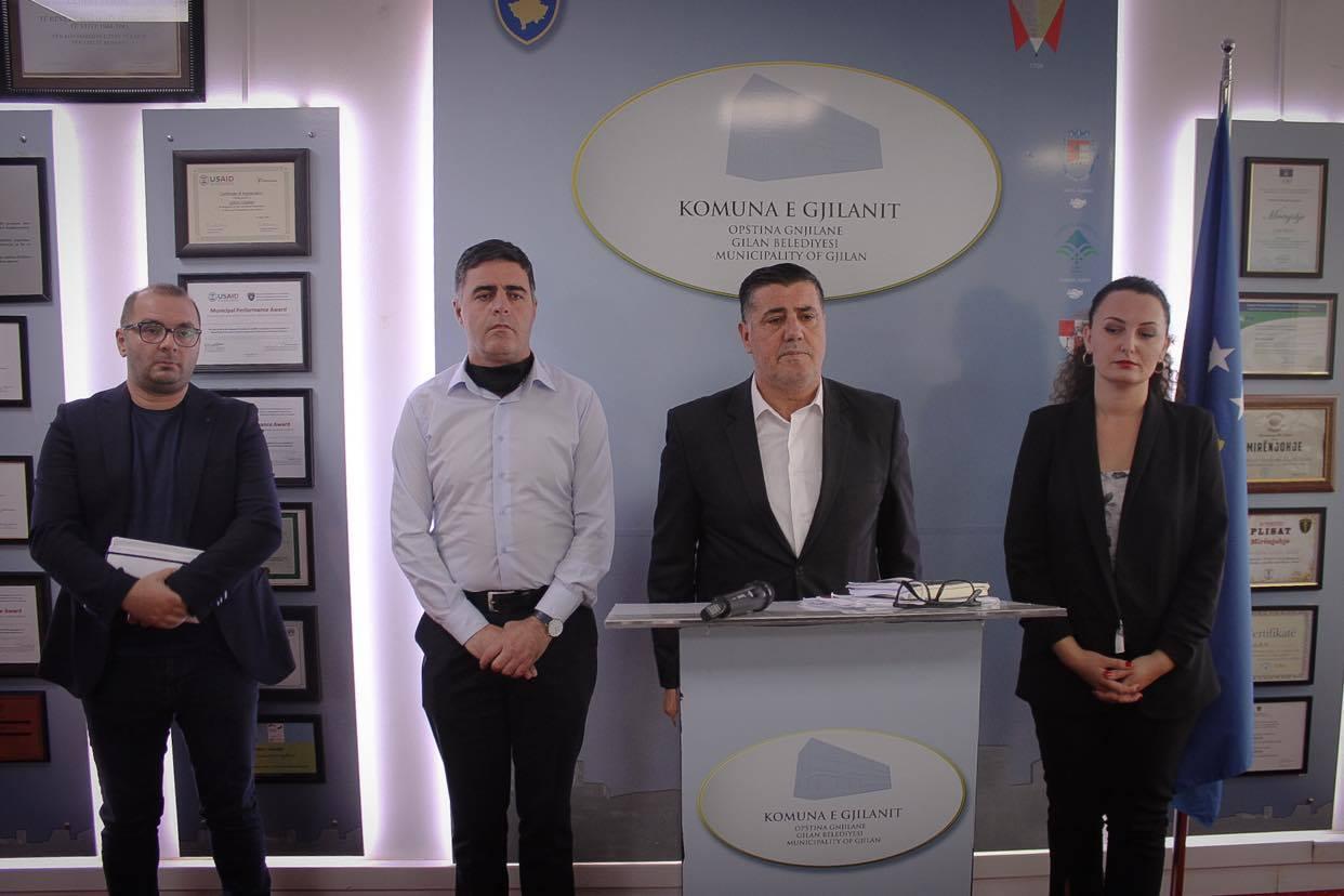 Haziri: Gjilani është përgatitur maksimalisht për fillimin e vitit të ri shkollor
