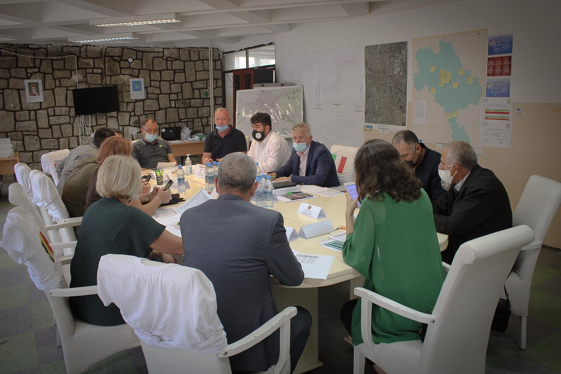 Komiteti i Gjilanit kundër COVID-19 vlerëson se fal lojalitetit qytetar ka rënë dukshëm numri i rasteve të reja