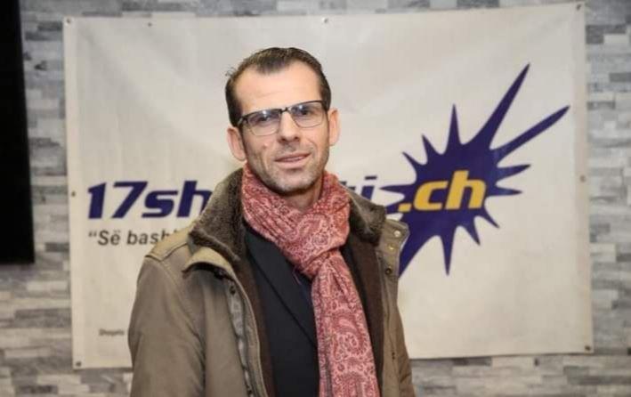 """Haziri: Enver Foniqin do ta kujtojmë përgjithmonë për kontributin e madh për Dobërçanin,si kryetar i """"17 Shkurtit"""""""