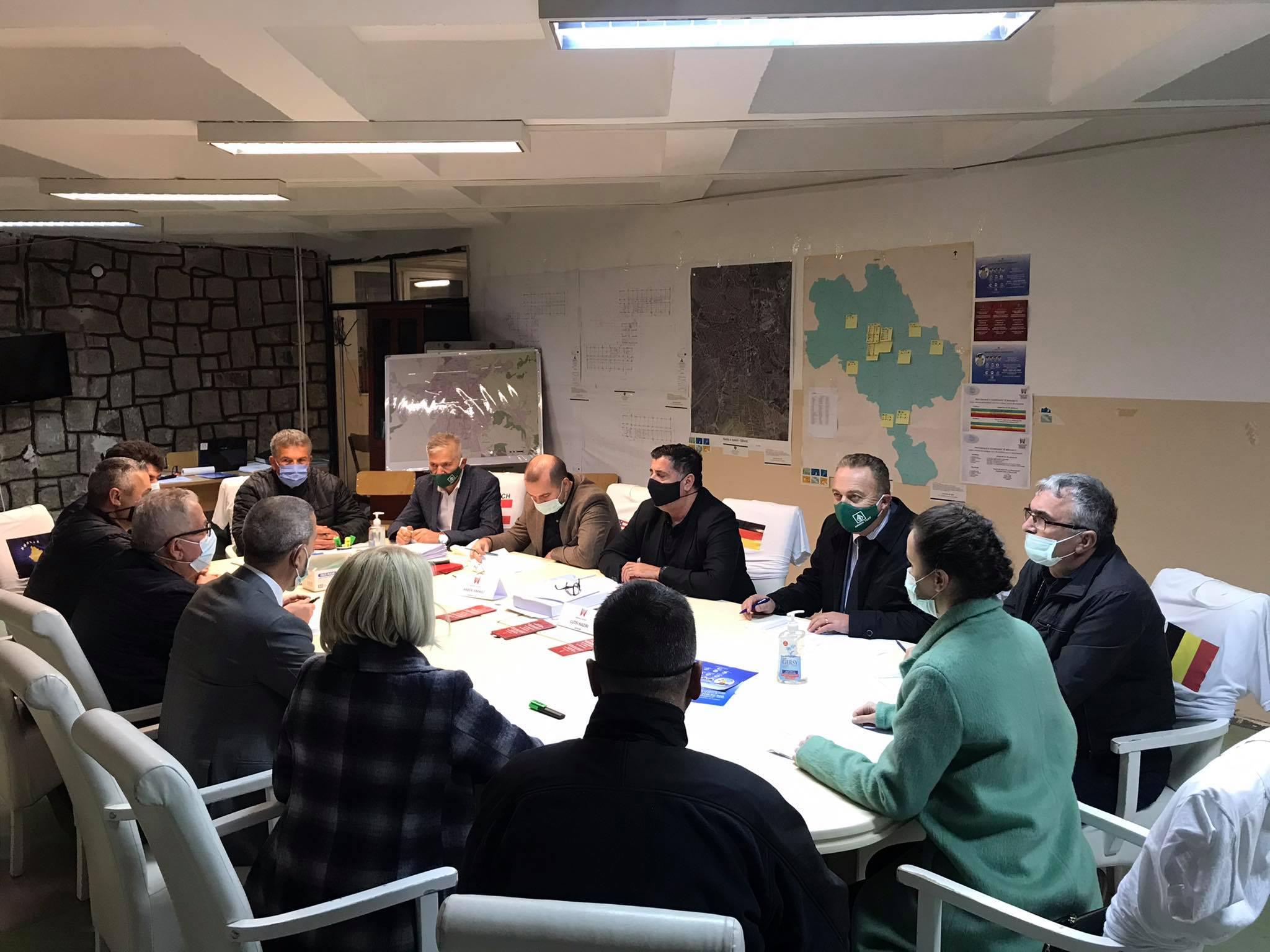 Haziri: Përveç shëndetit publik, po punojmë që ta ruajmë edheshëndetin e ekonomisë