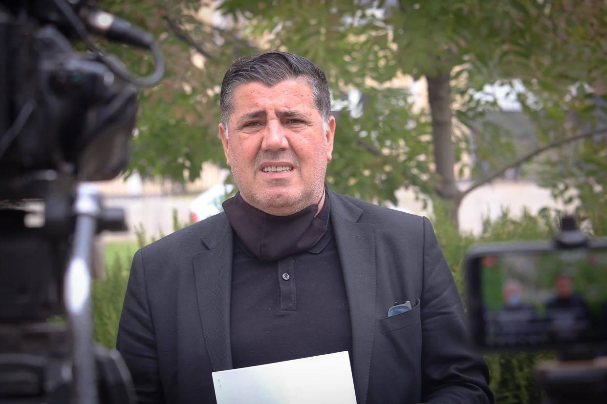 Haziri apelon qytetarët: Respektoni masat e mos u bëni për Spital