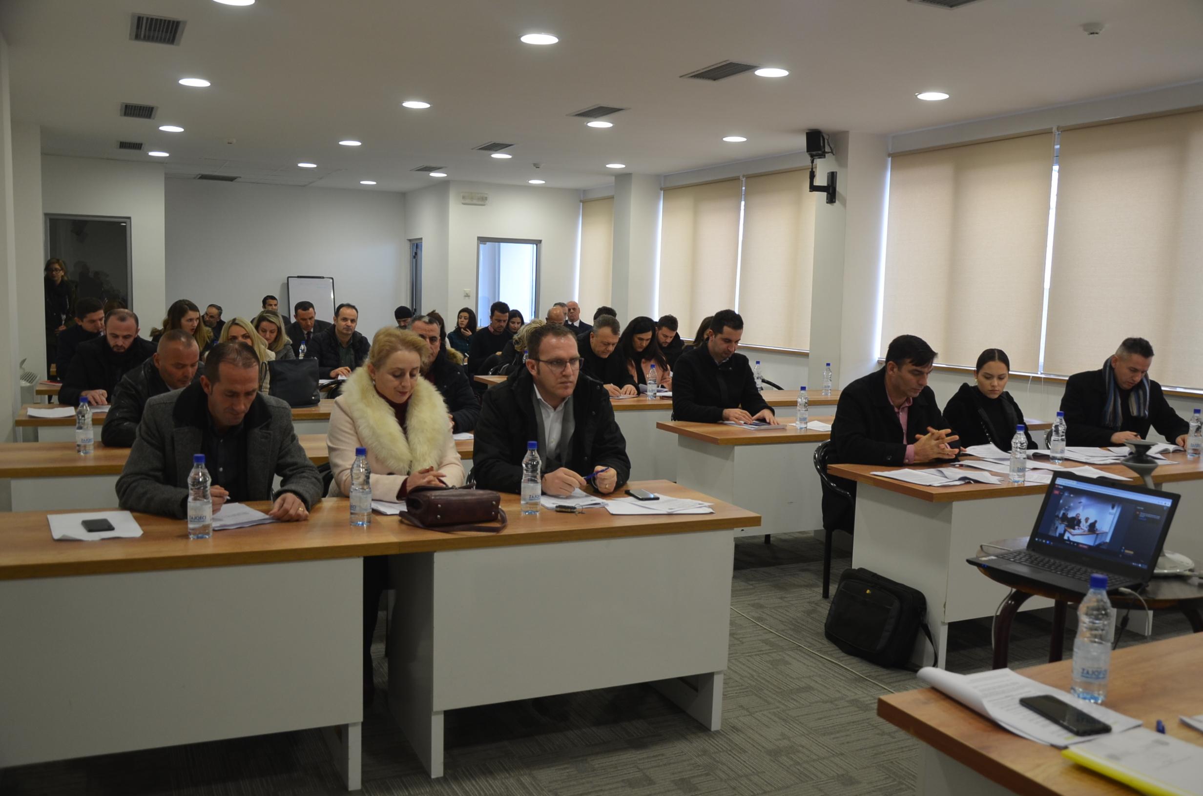 Kuvendi Komunal mban mbledhjen e X-të të rregullt